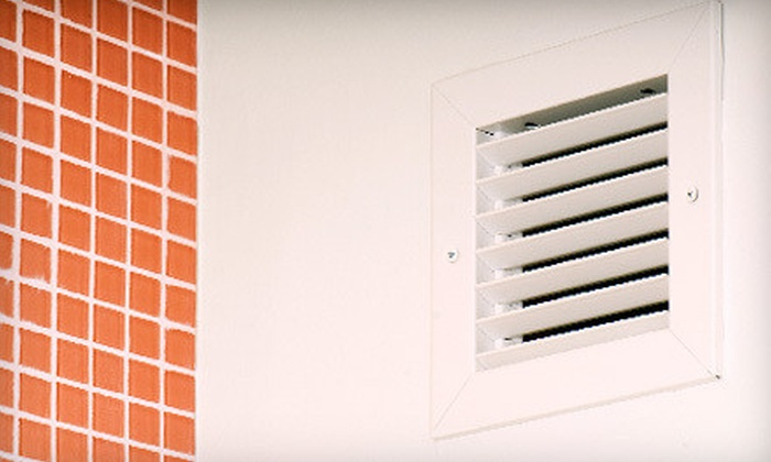 USAir Duct and Carpet Cleaning - Scottsdale: $49 for Air-Duct and Dryer-Vent Cleaning for One System from USAir Duct and Carpet Cleaning ($129 Value)