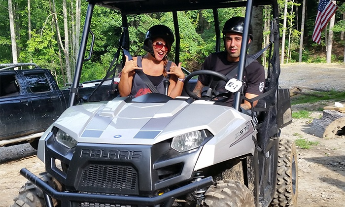Durhamtown Tellico - Murphy: $179 for an All-Day Two-Seater Polaris Ranger ATV Rental from Durhamtown Tellico ($259 Value)