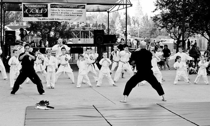 Grass Valley Kenpo Family Karate - Grass Valley: $63 for $180 Worth of Martial-Arts Lessons — Grass Valley Kenpo Family Karate