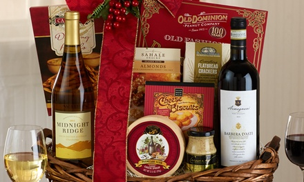$20 for $40 Worth of Gift Baskets from 1-800-Baskets.com