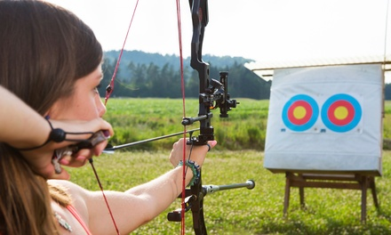 Intro to Archery Course for One or Two People at RTC Training Center (Up to 46% Off)