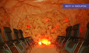 Serenity Salt Cave: One or Three Salt-Cave Visits at Serenity Salt Cave (Up to 57% Off)