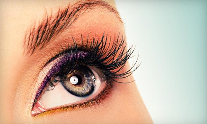 My Nails Boutique and Spa - Phoenix: One Full Set of Eyelash Extensions or Diva Eyelash Extensions at My Nails Boutique and Spa in Avondale (Up to 56% Off)