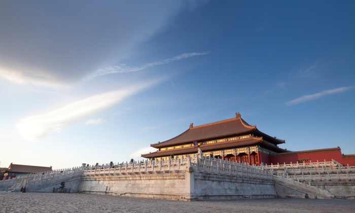 China Trip with Airfare - Beijing and Shanghai: ✈ 10-Day Beijing and Shanghai Vacation with Airfare from Gate 1 Travel. Price per Person Based on Double Occupancy.