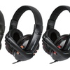 Kocaso Dynamic Gaming Headphones with Built-In Mic and Noise Reduction
