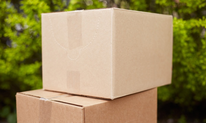 Hoffmann Movers - Orlando: Two Movers and Truck or Trailer from Hoffmann Movers (Up to 55% Off). Three Options Available.