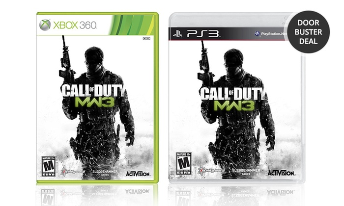 Call Of Duty Modern Warfare 3 Groupon Goods