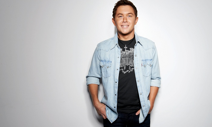 Scotty McCreery - Pine Belt Arena: Scotty McCreery at Pine Belt Arena on Saturday, October 18, at 8 p.m. (Up to 42% Off)