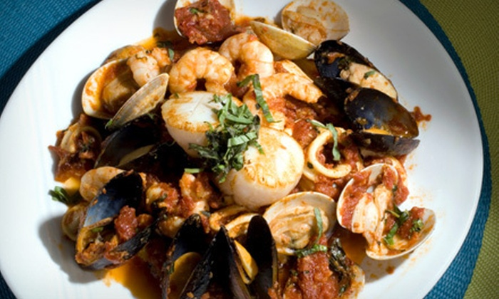 Calvert House Inn - Riverdale Park: $15 for $30 Worth of Seafood at Calvert House Inn