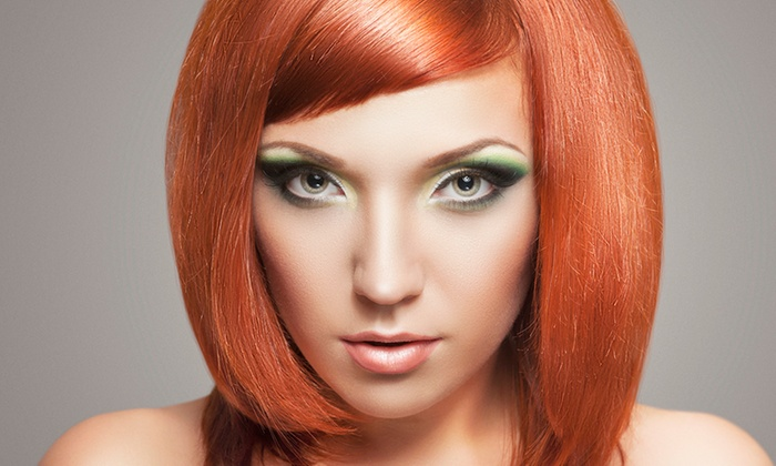 Cut and Blow-Dry With a Treatment (£21) or a Colour (from £32), or Both (from £39) at Beaute Parfaite (Up to 59% Off*)