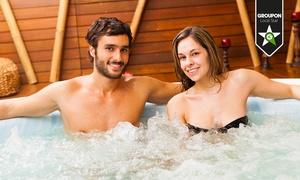 ACQUA RELAX: Percorso spa diurno o serale con massaggio e aperitivo per una o 2 persone (sconto fino a 75%)