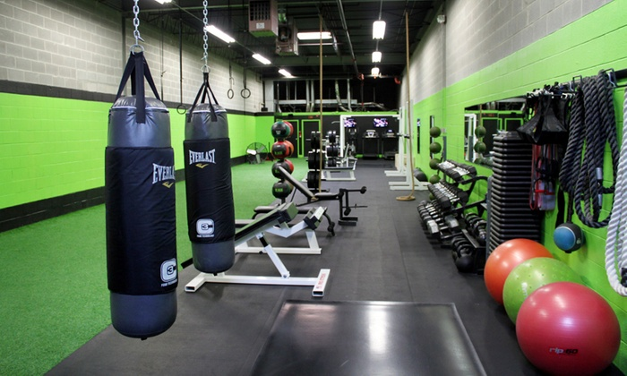 Fase Fitness - Carol Stream: One or Two Months of Unlimited Boot-Camp Classes at Fase Fitness (Up to 83% Off)
