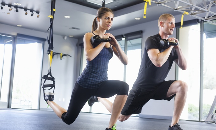 Amp Fitness - Hollywood: Up to 84% Off Fitness Classes at Amp Fitness