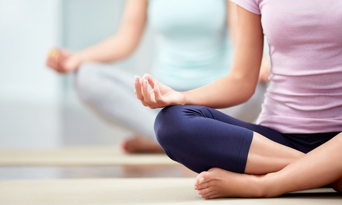 Yoga Center - Woodland Hills: 5 or 10 Hatha Yoga Classes at Yoga Center (Up to 75% Off)