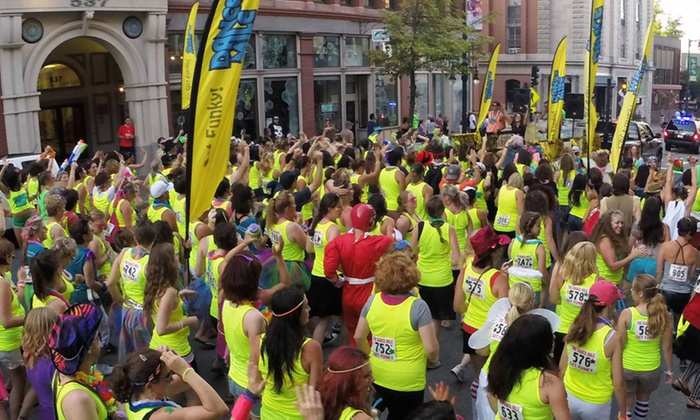 Portland Dance Mile - Monument Square: Portland Dance Mile at Monument Square on Saturday, July 18, at 5:30 p.m. (Up to 44% Off)