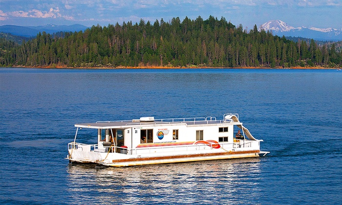 Silverthorn Resort - Redding, CA: 7-Night Stay in an Executive or Presidential Houseboat at Silverthorn Resort in Redding, CA