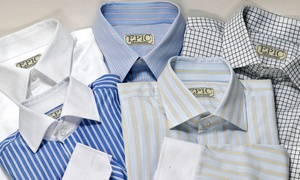 $35 For $70 Toward Custom Dress Shirts From Epic Shirtmakers