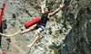 Bungee America - Bridge to Nowhere: Bridge to Nowhere - All-Day Hike and Bungee Jumping Packages. (Up to 34% Off)