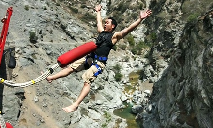 Bridge to Nowhere - All-Day Hike and Bungee Jumping Packages. (Up to 34% Off)