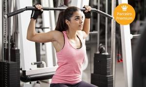 Academia A+ Gym: Academia A+ Gym – Contagem: 3, 6 ou 12 meses de musculação e 5 modalidades