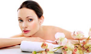 Aesthetics of London: One-Hour Body Wrap (from £19) Plus Facial (from £25) at Aesthetics of London (Up to 73% Off)