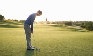 Hatchford Brook Golf Club: 9- or 18-Hole Golf with Food and Drink for Two or Four at Hatchford Brook Golf Club (Up to 64% Off)