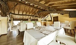 CASALE SAN VITO: Casale San Vito - Menu lombardo di 4 portate e bottiglia di vino, a Gaggiano (sconto fino a 67%)