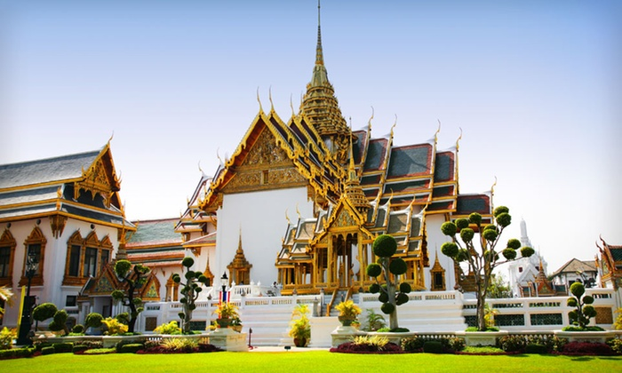 Guided Tour of Thailand with Airfare – Bangkok, Ayutthaya & Kanchanaburi - Los Angeles: Nine-Day Tour of Thailand with Accommodations, Guided Tours, and Round-Trip Airfare from Friendly Planet Travel