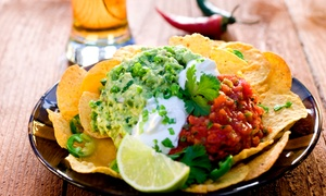 Sanchez Cantina: Mexican Food at Sanchez Cantina (46% Off)
