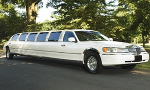 My Black Carr: Up to 52% Off Black Car or Limo Chauffeur at My Black Carr