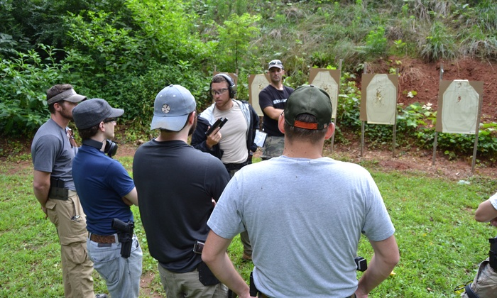 Pandion Tactical LLC. - Greer: Up to 60% Off Firearms Course at Pandion Tactical LLC.