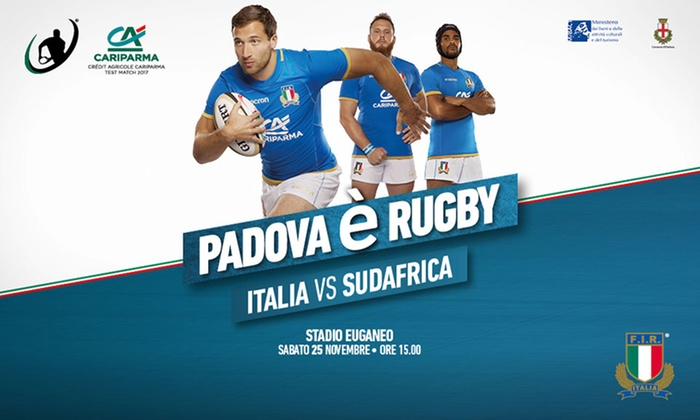 Test match ItalRugby vs Argentina e Sud Africa, il 18 e 25 novembre a Firenze e Padova