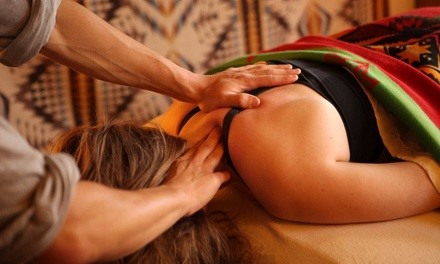 Up to 55% Off Deep Tissue Massage at Meditative Body