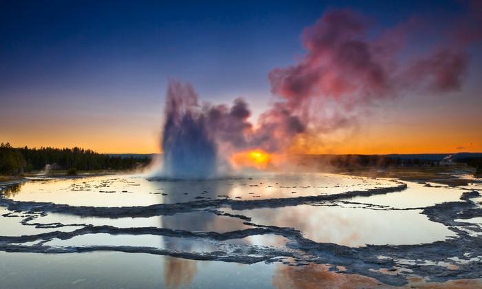 Winter Tours of Grand Teton & Yellowstone from BrushBuck Wildlife Tours in Yellowstone National ...