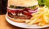 On the Bun - Lakeview: Two or Four Burgers with Sides and Drinks at On the Bun (Up to 53% Off)