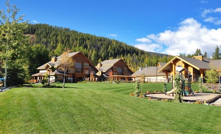 groupon daily deal - 3-Night Stay at Northstar Mountain Village Resort in Kimberley, BC