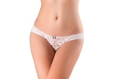 Six Laser Hair-Removal Treatments on Small, Medium, or Large Area at Club Medica Aesthetics Inc. (Up to 85% Off)