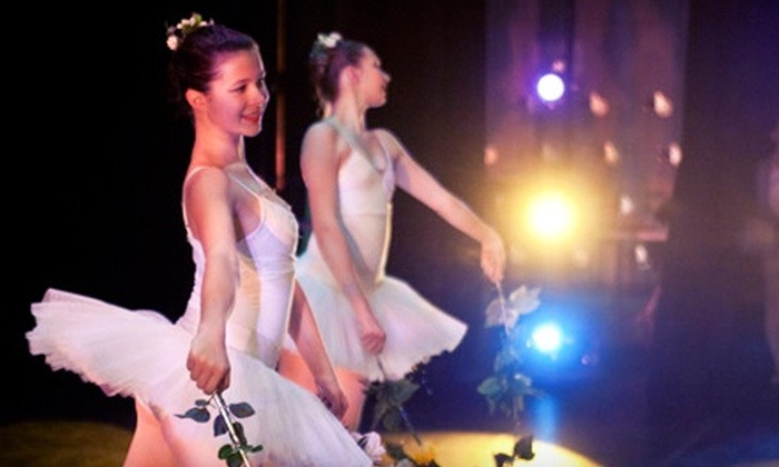 Anchorage Ballet: Spring Celebration - The Alaska Center for the Performing Arts Atwood Theatre: Anchorage Ballet: Spring Celebration for Two at Atwood Concert Hall on Saturday, May 11, at 7:30 p.m. (Up to $76 Value)