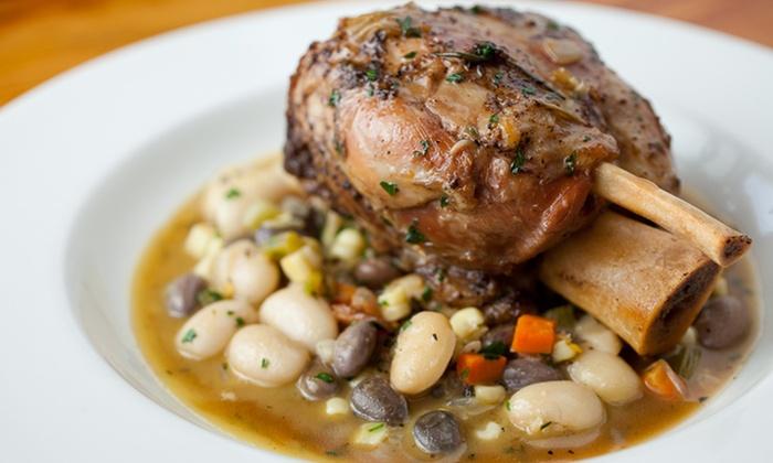 Aperto - Potrero: Italian Cuisine for Dinner, Lunch, or Brunch at Aperto (40% Off)