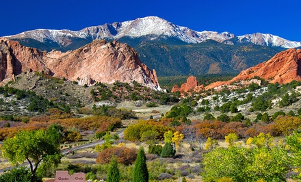 groupon daily deal - Stay at Best Western Executive Inn & Suites in Colorado Springs, CO; Dates Available into May