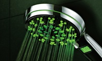 GROUPON: HotelSpa LED/LCD Luxury Hand Shower with Temperature ... HotelSpa LED/LCD Luxury Hand Shower with Temperature Display
