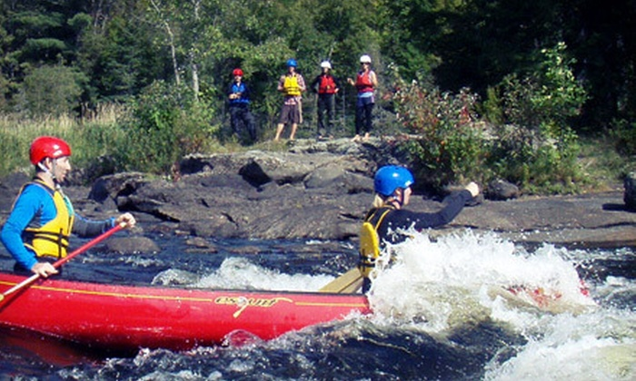 Pure Life Adventures - Ottawa: Canoe Adventures for One or Two from Pure Life Adventures (Up to 70% Off). Three Options Available.