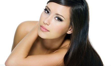 One or Two Keratin Treatments and Blowouts at Envision Hair Studio (Up to 70% Off)