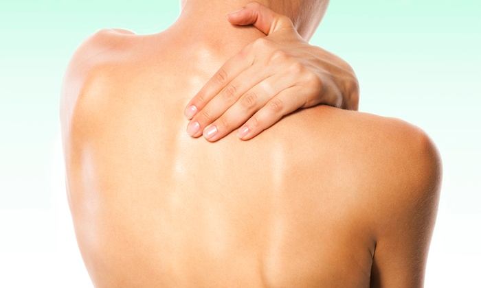 Hoffman Chiropractic - Carney: One or Two Spinal Evaluations, Adjustments, and Chair Massages at Hoffman Chiropractic (Up to 84% Off)
