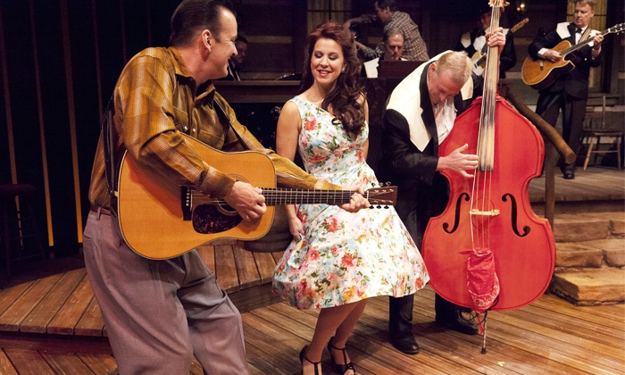 """Ring Of Fire: The Music Of Johnny Cash"" - Theater Square Box Office: ""Ring of Fire: The Music of Johnny Cash"" at Pittsburgh CLO on May 23–30 (Up to 50% Off)"