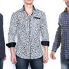 Isaac B. Men's Cotton Button-Down Shirts