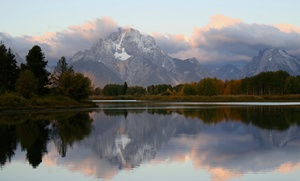 1 Or 2 Nights For Four In A Standard Double-queen Room At Jackson Hole Lodge In Jackson, Wy. Combine Up To 6 Nights.