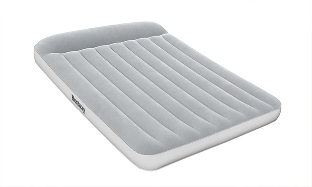 Bestway Aerolax Queen Air Bed With Built In Pump One 69 Or Two 99 Don 39 T Pay Up To 238