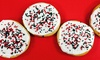 Nancy's Gourmet Cookies - Southwest Ada County Alliance: One Dozen Sugar Cookies or 32 Take-and-Bake Cookies at Nancy's Gourmet Cookies (50% Off)