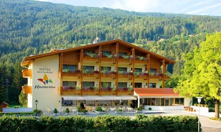 Feng shui hotel rastbichler in st sigmund kiens for Mezza pensione bressanone